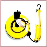 照明捲盤輪座