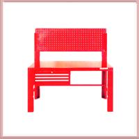 WE59-D工作桌附抽屜及掛板